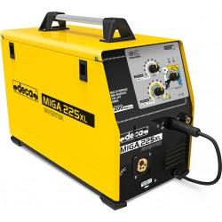 MIGA 225 XL Ηλεκτροκόλληση Inverter Πολλαπλών Λειτουργιών