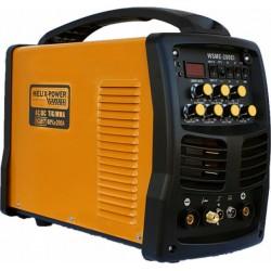 WSME-200EI Ηλεκτροκόλληση Inverter 200A TIG/MMA