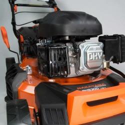 PM5300 Χλοοκοπτική Μηχανή Βενζίνης 5,5HP αυτοκινούμενη, 4 σε 1