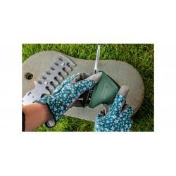 EasyShear Σετ ψαλιδιού θάμνων και χλοοκοπτικού ψαλιδιού μπαταρίας 3,6V 1,5Ah