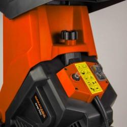 ES2700 Θρυμματιστής Κλαδιών 2500W