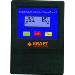 """Ηλεκτρονικός Πίνακας Ελέγχου 4"""" 400V/4-7 kW με LCD οθόνη"""
