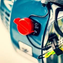 """BGB1000 Αντλία Βενζίνης Πυρόσβεσης 2""""x2"""" 55m"""
