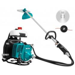TP31261-2 Επινωτικό Θαμνοκοπτικό Βενζίνης 30.5cc