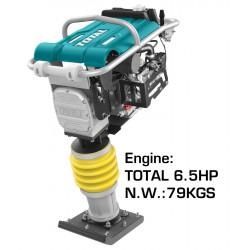 TP880-2 Βενζινοκίνητος Συμπιεστης Μπετού (δονητικό) 6.5HP