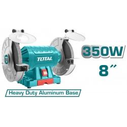 TBG35020 Δίδυμος Τροχός 350W 200mm
