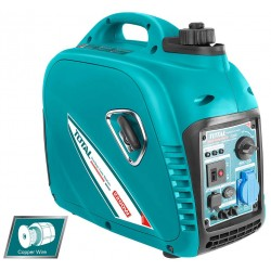 TP530001 Ηλεκτρογεννήτρια Βενζίνης Inverter 2200W