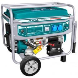 TP155001 Ηλεκτρογεννήτρια Βενζίνης 6.25Kva 5000W