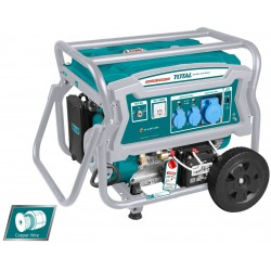 TP165006 Ηλεκτρογεννήτρια Βενζίνης 6.25Kva 5000W