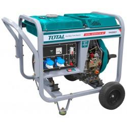TP430001 Ηλεκτρογεννήτρια Πετρελαίου 3.5Kva 2800W