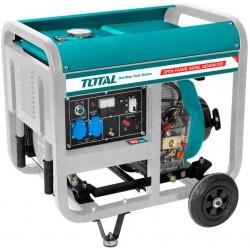 TP450001 Ηλεκτρογεννήτρια Πετρελαίου 5.6Kva 4500W