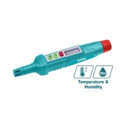 TETHT23 Ψηφιακός Μετρητής Υγρασίας & Θερμοκρασίας