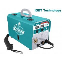 TMGT1601 Ηλεκτροκόλληση Inverter Σύρματος MAG/MIG/MMA/TIG 160A