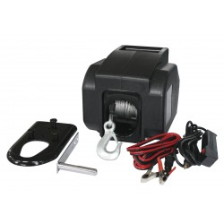 Ηλεκτρικός Εργάτης Τρέιλερ Κοτσαδόρου 12V 1589 kg