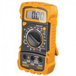 DM200 Ψηφιακό Πολύμετρο Τάσης, Έντασης και Αντίστασης