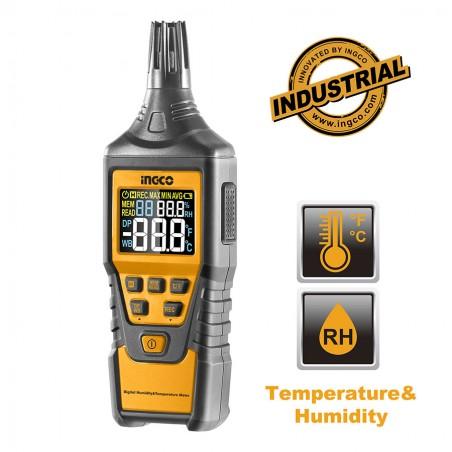 HETHT01 Ηλεκρονικός Μετρητής Υγρασίας και Θερμοκρασίας