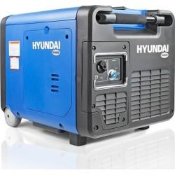 HY4500SEi Γεννήτρια Inverter Βενζίνης Τετράχρονη Βαλιτσάκι με Μίζα 5kVA