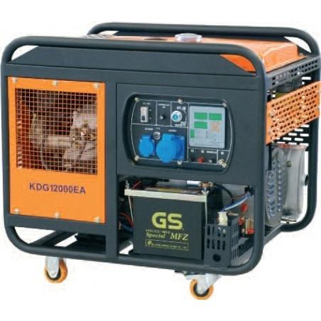KDG12000EA Ηλεκτρογεννήτρια Diesel