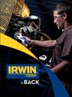 IRWIN IS BACK